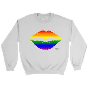 PRIDE Voice White Sweatshirt