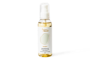 BYRON BABY 'BODY' | Macadamia oil