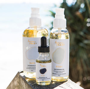 BYRON BABY 'THE SET' | Macadamia Oil