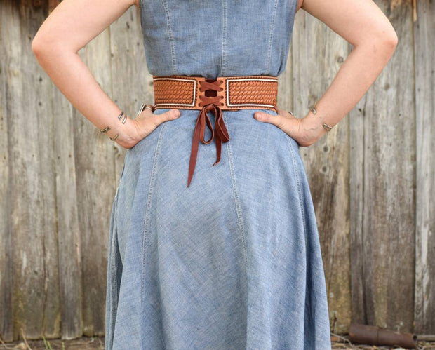 Custom Waist Cincher Belt Down Payment