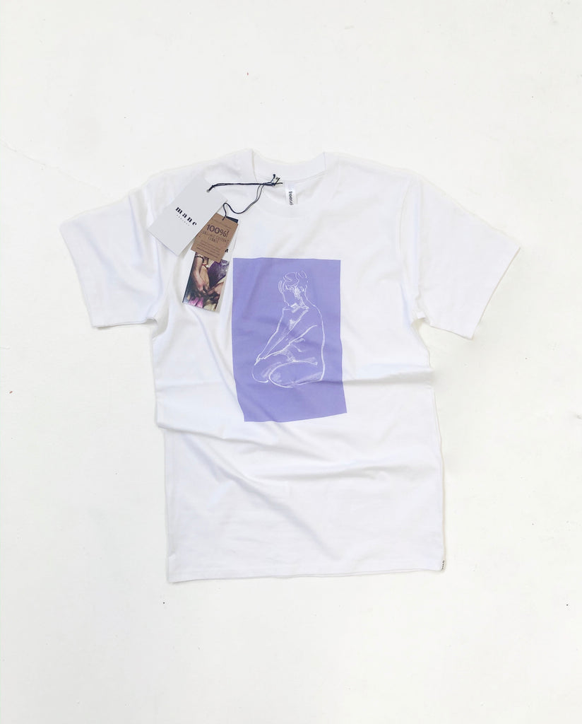 Freeset - Thank You Tee - LILAC