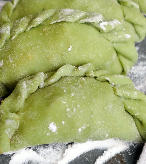 Vegan Matcha Dumplings Recipe