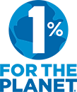 1 Percent for the Planet Logo