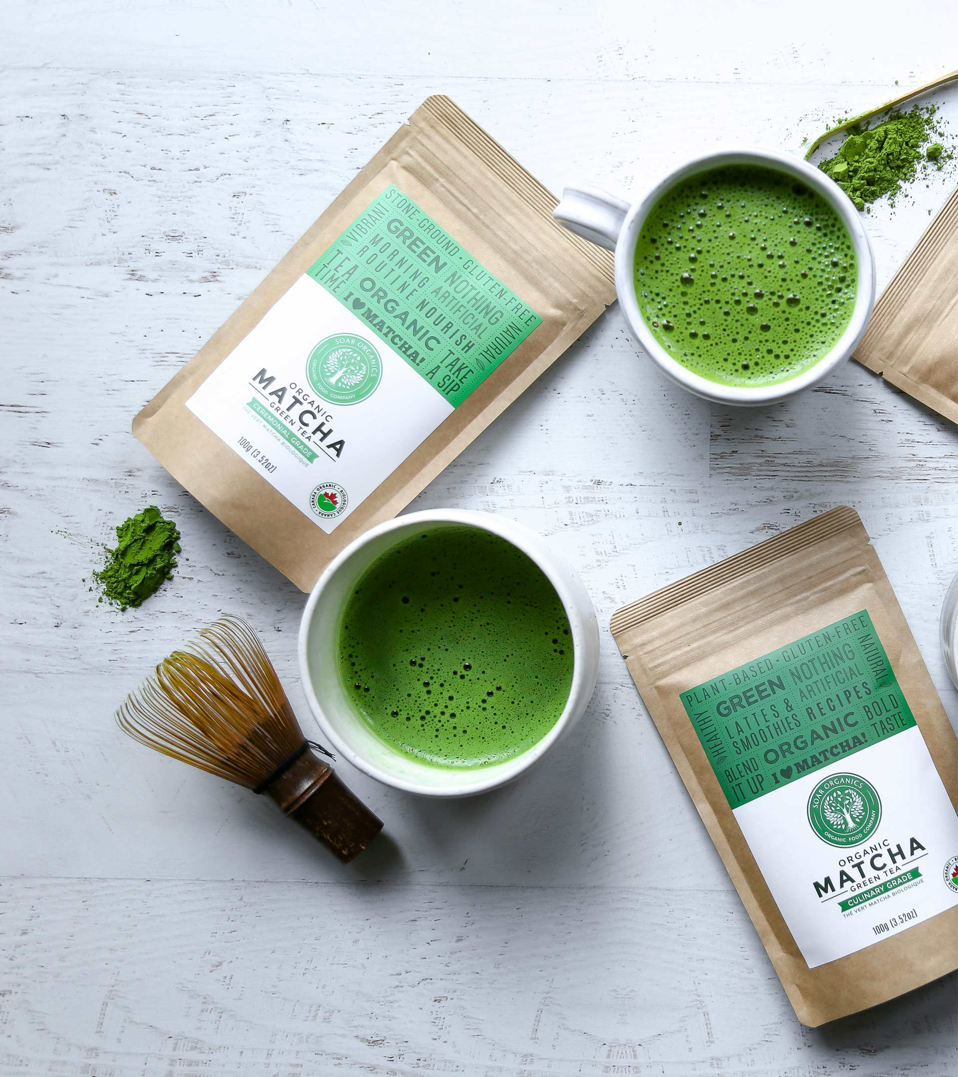 Soar Organics Matcha Buyer's Guide
