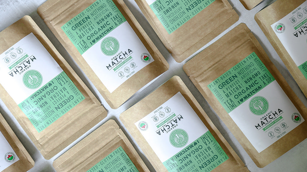 Soar Organics wholesale matcha powder