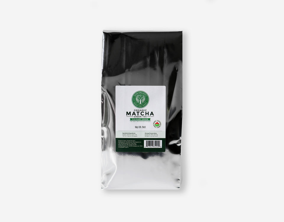 Soar Organics Wholesale Bulk Matcha Powder