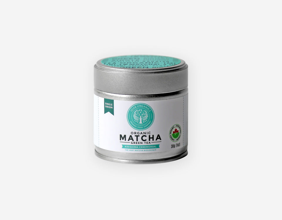 Soar Organics Kirishima Ceremonial Matcha Powder