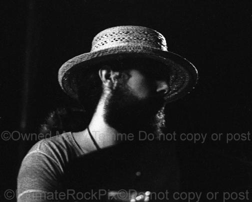 Photos of Dr. John in Concert in 1973 by Marty Temme