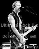 Art Print of Phil Collen of Def Leppard in concert by Marty Temme
