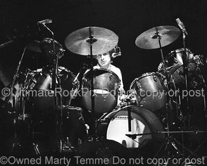 Photos of Don Henley of The Eagles in 1980 by Marty Temme