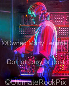 Photos of Keyboardist Keith Emerson of Emerson, Lake & Palmer in Concert in 1992 by Marty Temme