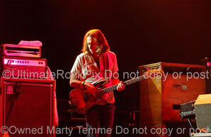 Photos of Bass Player Andy Hess of The Black Crowes and Gov't Mule in Concert by Marty Temme
