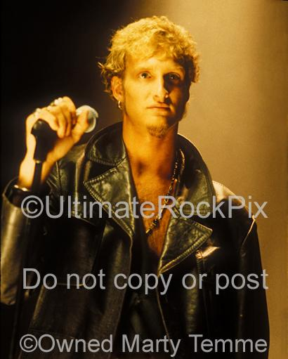 Photos of Layne Staley of Alice in Chains During a Photo Shoot by Marty Temme