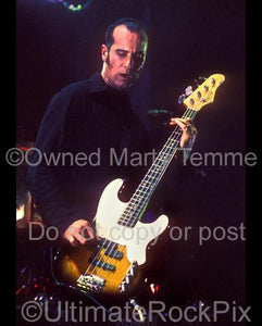 Photos of Robert Deleo of Stone Temple Pilots in Concert by Marty Temme