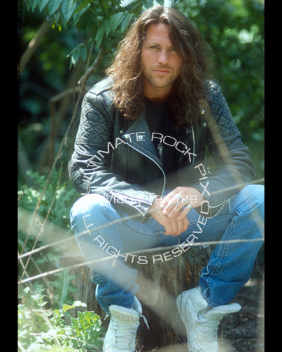 Photo of Kip Winger on a photo shoot in 1993 by Marty Temme