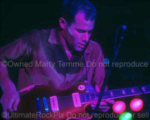 Photos of Singer Pete Stahl of Scream, Wool and Goatsnake Performing in Concert in 1994 by Marty Temme