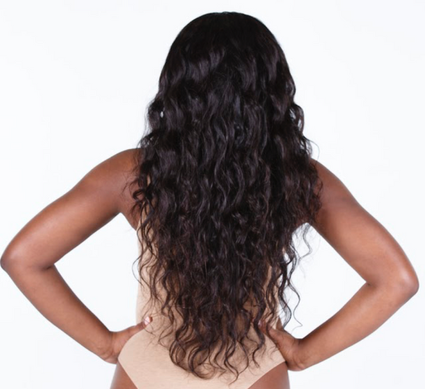 Raw Indian Body Wave - Straight from the temples in India!
