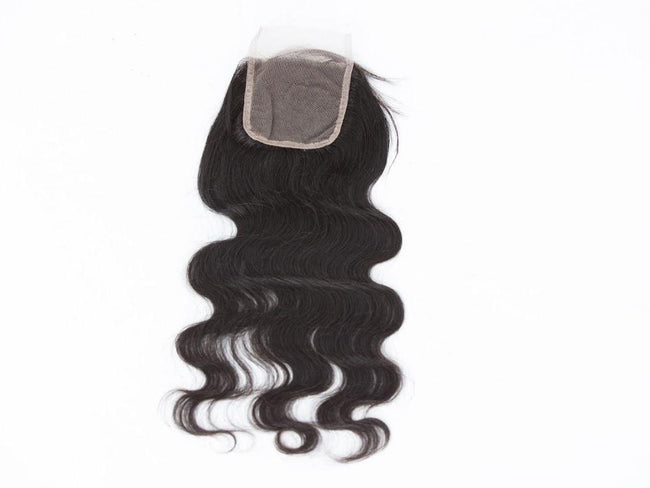 Raw Indian Body Wave Closure