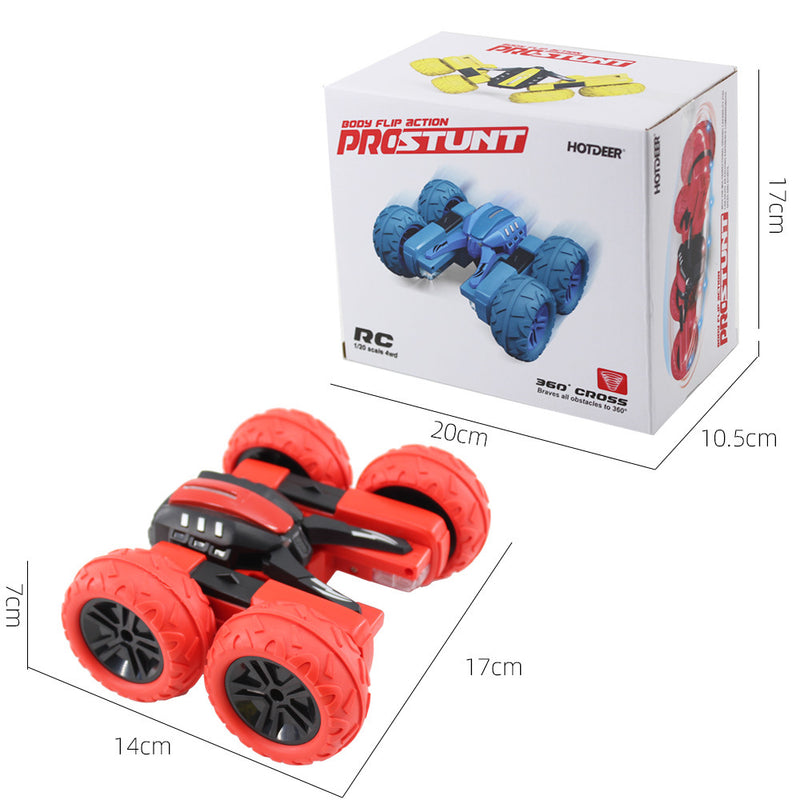Electric RC Stunt Vehicle Toy Remote Control Car 2.4Ghz