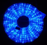 20m LED Rope Light 8 Colours Low Wattage 8 Function Controller