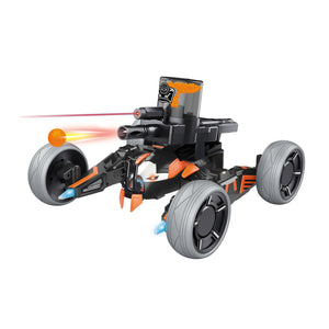 RC Universe Chariot Battle 4 Wheel Shooting Robot Soft Bullet Remote Control 2.4Ghz