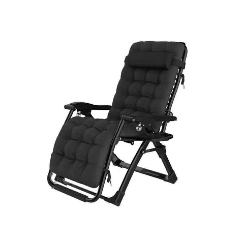 Premium Recliner Foldable Indoor/Outdoor Reclining Lazy Chair Comfort Pack