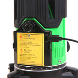 5 Lines Green Laser Level 360° Automatic Self Levelling Kit IP54
