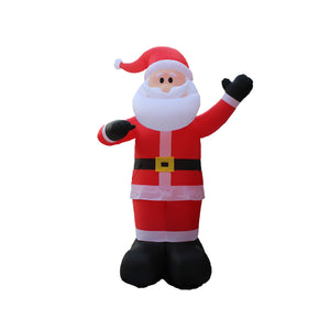 Inflatable 300cm Santa LED Lit