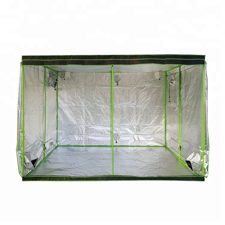 EverGrow Hulk Series 2.4x2.4m Dual CMH 630W Hydroponic Grow Tent Full Bundle Kit