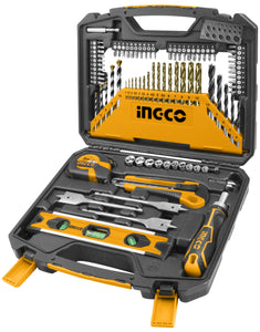 INGCO 86 Pcs Accessories Tool Kit BMC