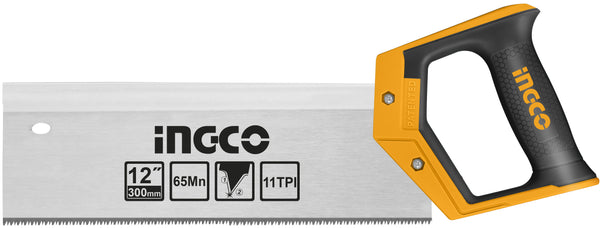 INGCO 300mm 11TPI Hand Saw