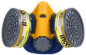 INGCO Respirator Mask 2 Cartridges