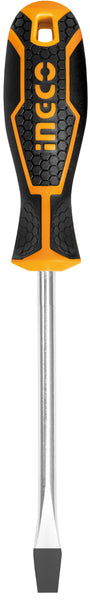 INGCO 4mm Slotted 100mm Screwdriver