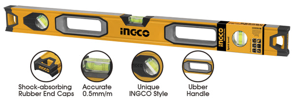 INGCO 80cm Spirit Level