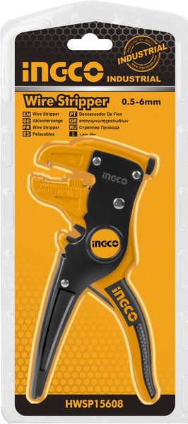 INGCO 0.5-6mm Wire Stripper