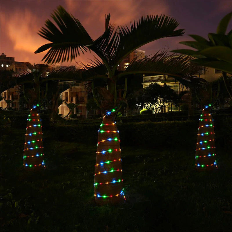 Super Value 18m LED Rope Light 8 Function Controller Indoor/Outdoor Decoration