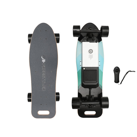 Freestyler™ Electric Skateboard 360W Motor Wireless Remote 24km/h Longboard