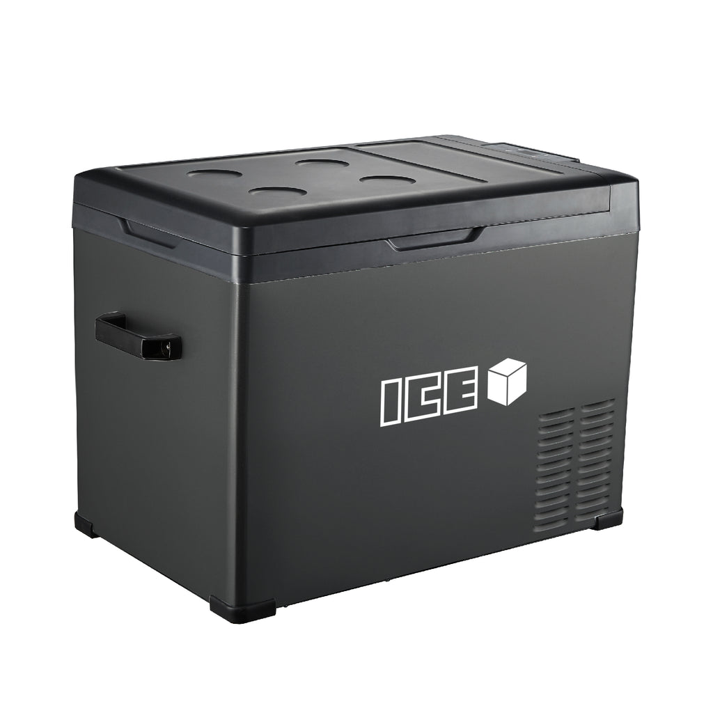 ICE 40L Portable Compressor 2 Way Fridge Freezer 12/24V DC 240V AC