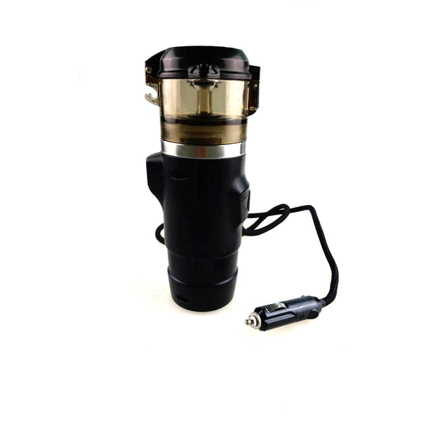 In-Car Portable Espresso Coffee Maker DC12V Ground Coffee ESE Pods