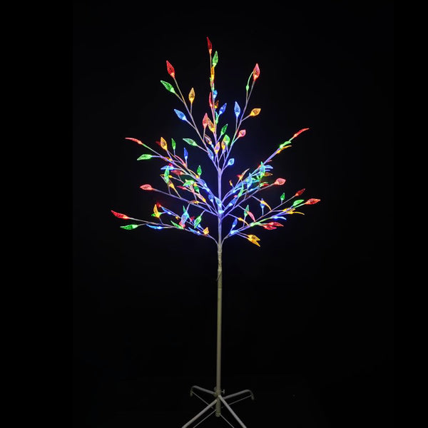 150/180cm Cherry Leaves LED Tips Branch Tree Indoor/Outdoor Use