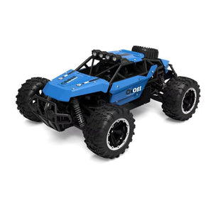 Electric RC 4WD Jeep Vehicle Toy Remote Control Car 2.4Ghz