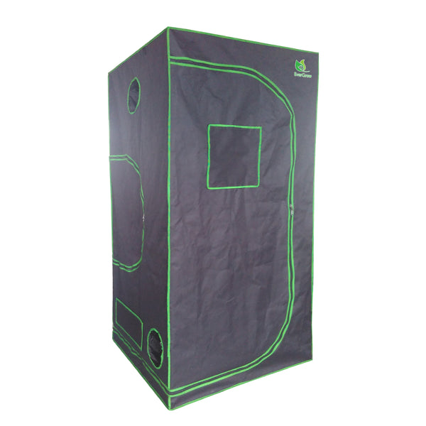 EverGrow Pro Series 2x2 ft (60x60x142 cm) Hydroponic Grow Tent Full Bundle Kit