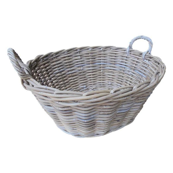 Willow Washing Basket