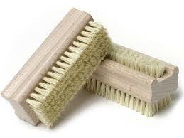 Nail Brush - Natural Bristle