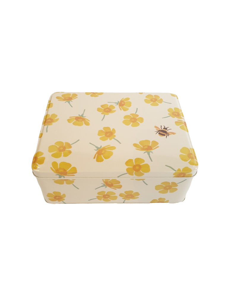 emma bridgewater buttercup tin