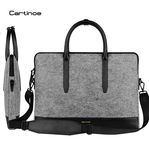 Fashionable Laptop Shoulder Bag Case for 11/12/13/14/15 inch Macbook Air