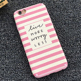 Case For iphone 6 Case For iphone 6S 6 Plus Phone Cases Soft TPU Back Cover Funny Cartoon