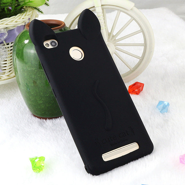 best service d2482 52928 Funny Girls Soft Silicone TPU Rubber Back Cover Case Redmi 3S