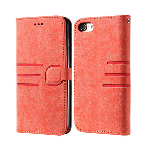 Flip Leather Case Luxury Wallet Full Protective Card Slots For iPhone