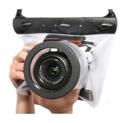 High Quality Waterproof Camera Bag Dry Housing Case for Nikon/Canon/Sony SLR/DSLR Camera